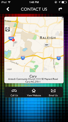 【免費生活App】Antioch Community Church-APP點子
