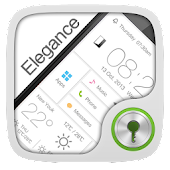 Elegance GO Locker Theme