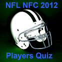 NFL NFC Players Quiz Game 2012 icon