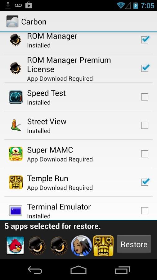 Helium (Premium)- screenshot