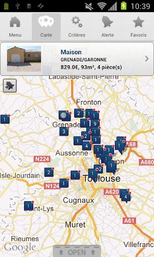Novilis immobilier Toulouse