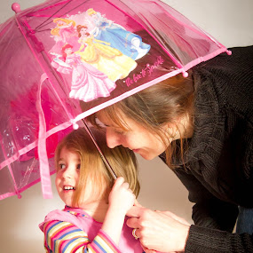 New umbrella by Steve Trigger - People Family (  )
