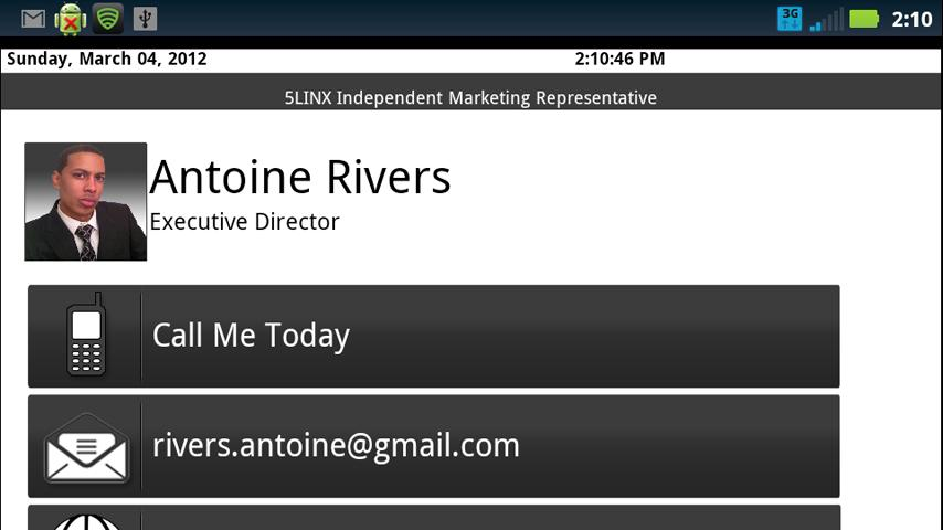 Antoine Rivers 5LINX IMR- screenshot