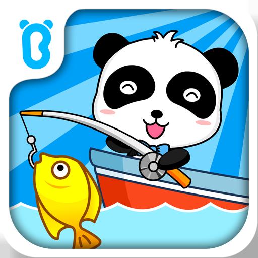 宝宝钓鱼-掌上水族馆-宝宝巴士 教育 App LOGO-APP試玩