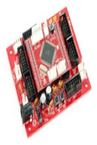 블루투스를 이용한 AVR제어 -세명대학교 MX Lab-- screenshot