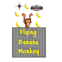 Flying Banana Monkey