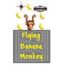 Flying Banana Monkey icon