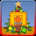 Santa Hoops Basketball icon