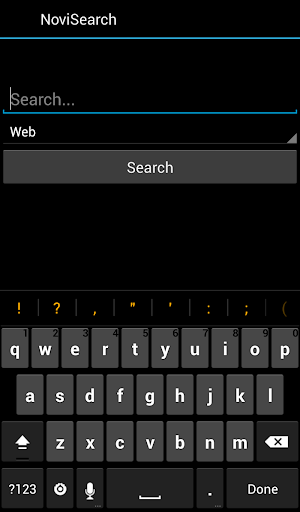 Novi Search