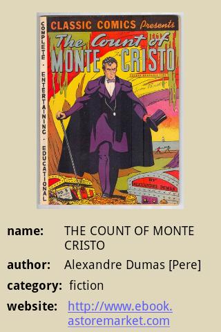The Count of Monte Cristo - screenshot