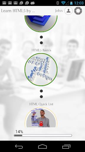 Learn HTML5 by GoLearningBus