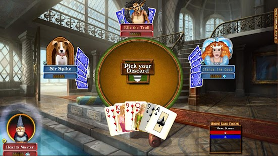 Hardwood Euchre (Free)- screenshot thumbnail