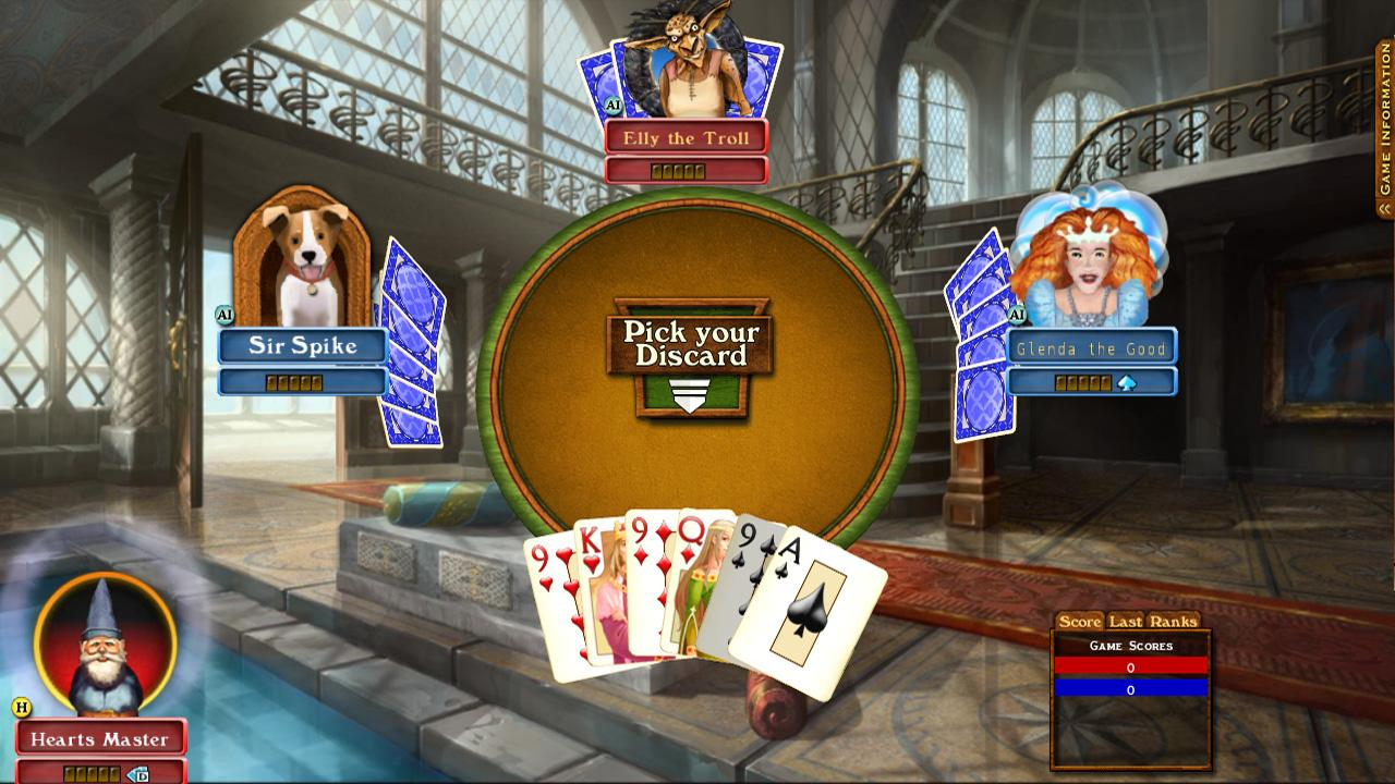 Hardwood Euchre (Free)- screenshot