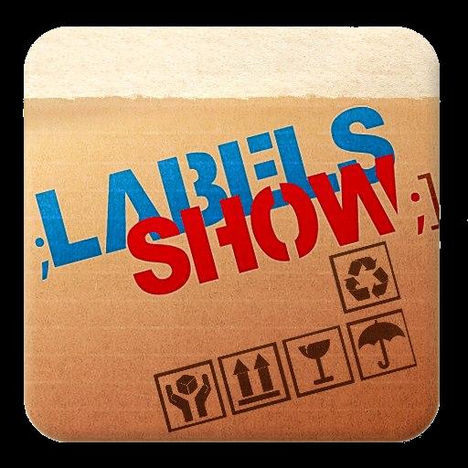 Labels Show 工具 App LOGO-APP試玩