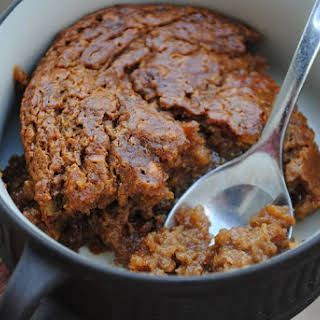 Old Fashioned Persimmon Pudding.