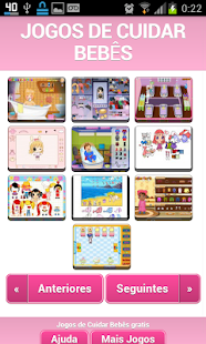 Jogos de Cuidar Bebê - screenshot thumbnail