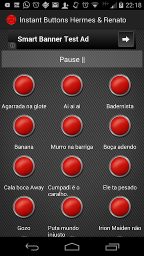 Hermes Renato Instant Button