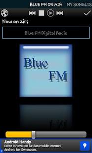 블루 FM 한국 디지털 라디오 - screenshot thumbnail