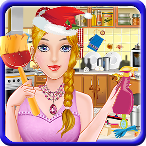 Kitchen wash games for girls for PC and MAC
