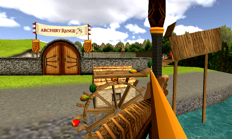 Archery Range- screenshot