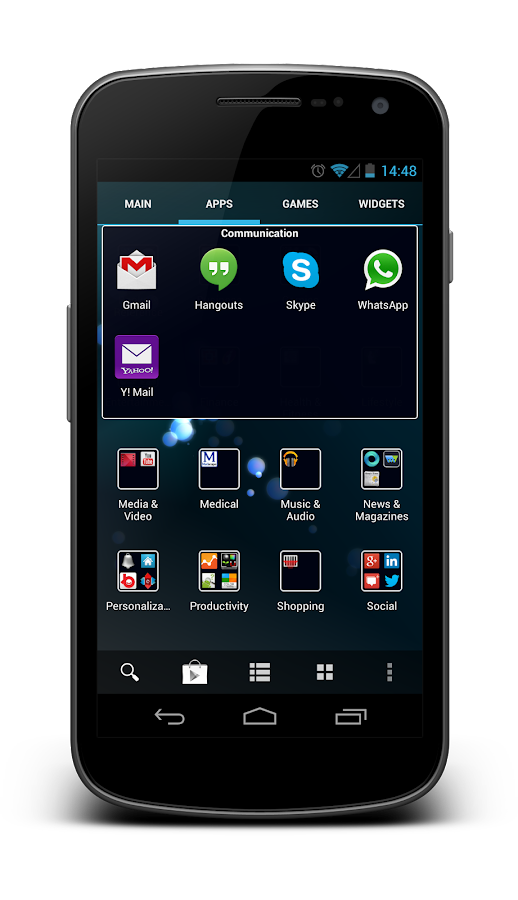 Wyze Launcher - screenshot