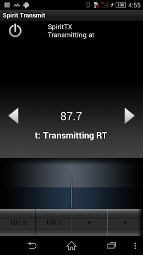 SpiritTransmit Root XperZ only