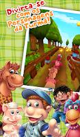 Screenshot of Cocoricó: Brincar de Pega-pega