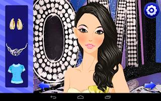 Screenshot of High School Dance Makeover