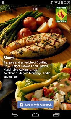 Masala Tv Recipes - screenshot