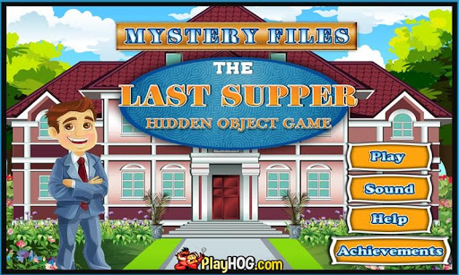 Last Supper Free Hidden Object
