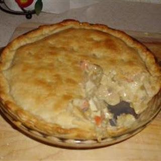 Chicken Pot Pie on the Run.