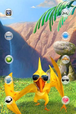 無料娱乐Appのトーキングフライング翼竜|記事Game