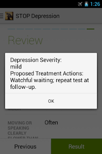 STOP Depression - screenshot thumbnail