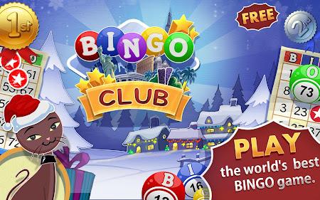 BINGO Club -FREE Holiday Bingo 2.5.5 screenshot 367306
