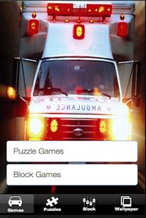 Ambulance Car Parking