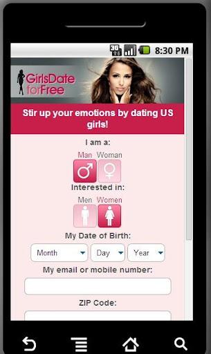 Girls Date Free