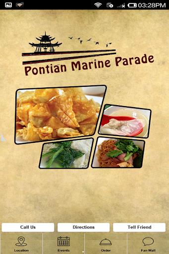 Pontian Marine Parade