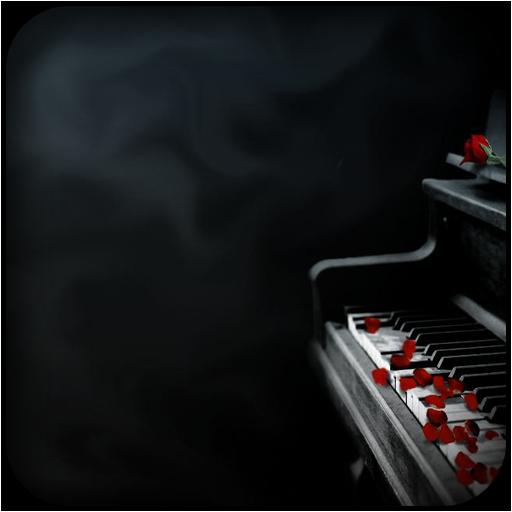 鋼琴壁紙 個人化 App LOGO-硬是要APP