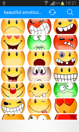 beautiful emoticons