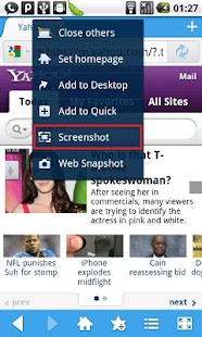 MX Add-on:Screenshot Assistant - screenshot thumbnail