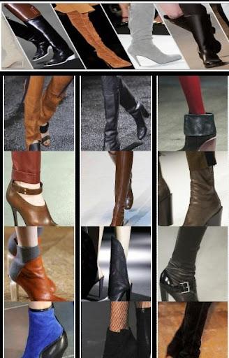 Winter 2015 Shoes designs