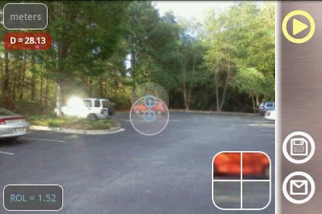 Laser Distance Meter cam tool- screenshot thumbnail