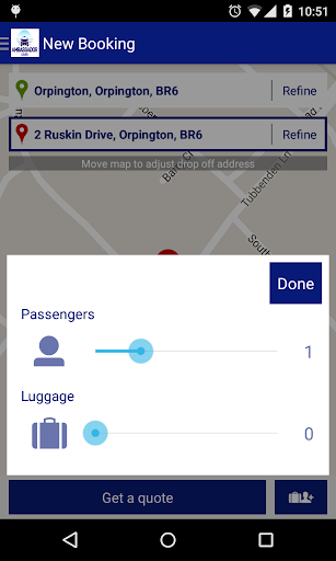 【免費交通運輸App】Ambassador Cars-APP點子