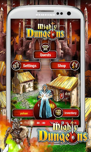 Mighty Dungeons v1.0.4 APK