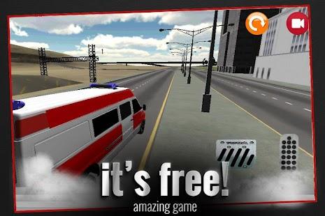 救護車3D模擬器