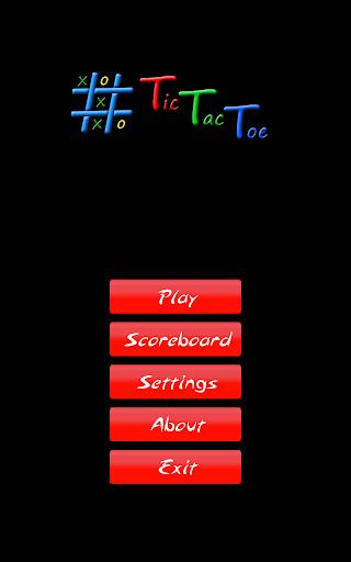 【免費休閒App】Tic Tac Toe-APP點子