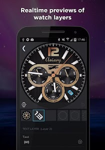 WatchMaker Premium Watch Face v3.7.3