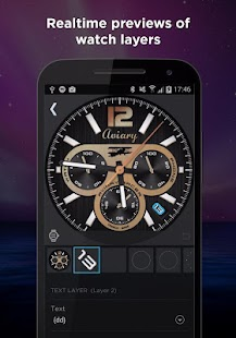 WatchMaker Premium Watch Face- screenshot thumbnail