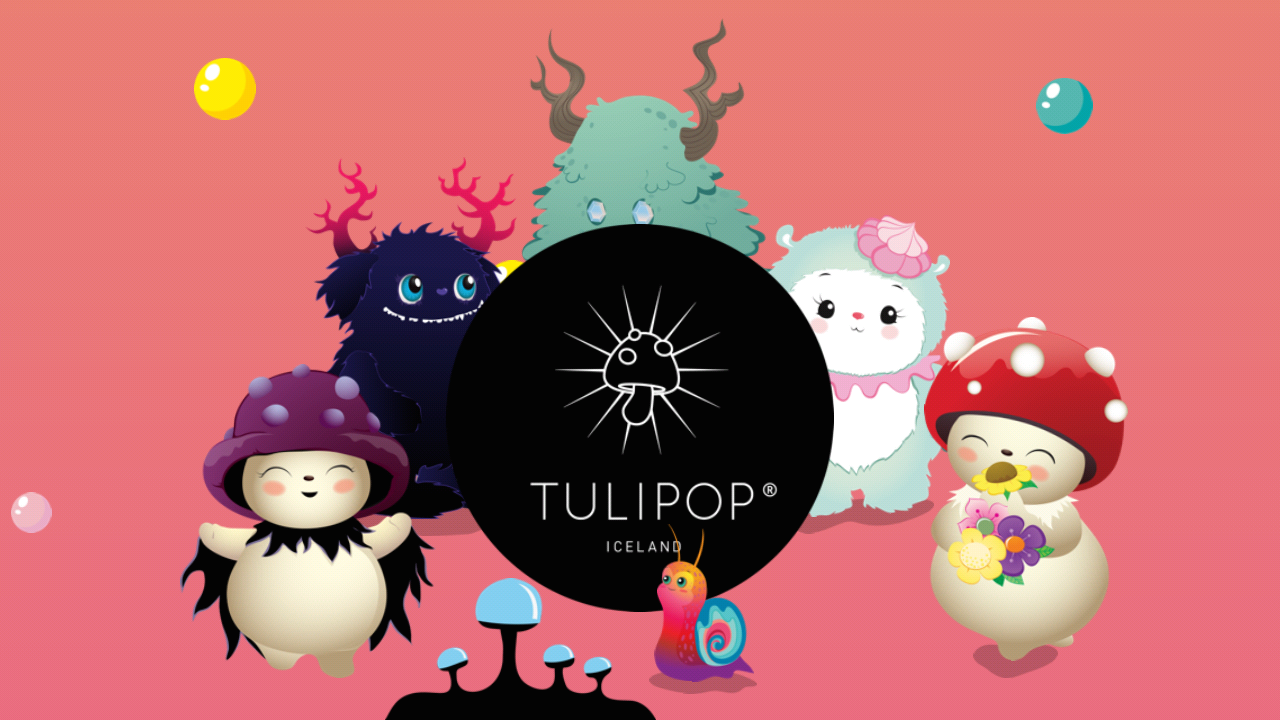 Tulipop ABC- screenshot