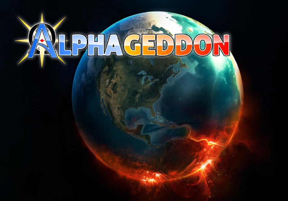 Alphageddon - screenshot